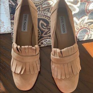 Steve Madden suede shoes size 7M NWOT